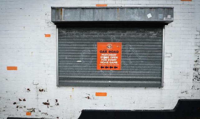 La billetterie de Luton Town fermée suite à la crise sanitaire causée par le coronavirus