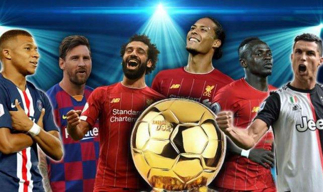 La concurrence sera rude pour le Ballon d'Or
