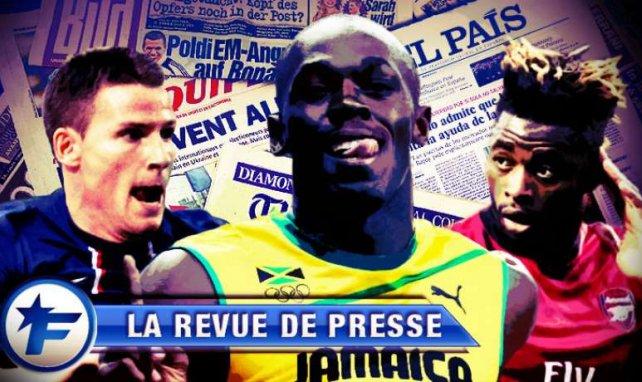La Revue de Presse du 6 août 2012