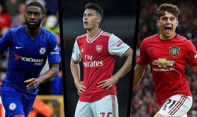 Le 11 des révélations de la saison 2019-2020 en Premier League