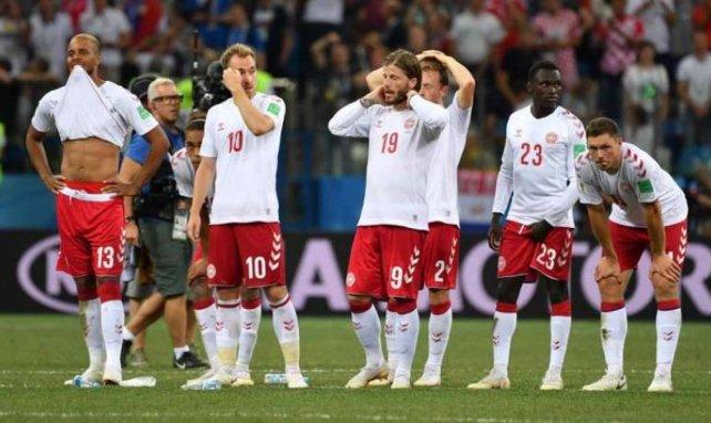 Le Danemark de Christian Eriksen s'offre une sacrée crise !