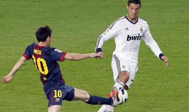Le duo Messi-CR7 vaut de l'or