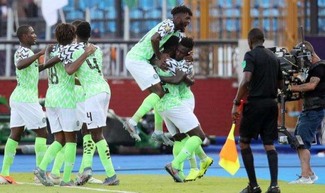 Le Nigeria a renversé le Cameroun