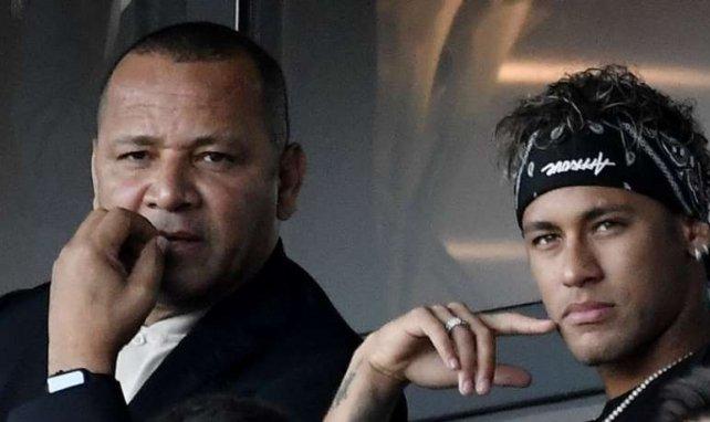 Le père de Neymar est sorti du silence
