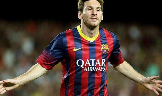 Le planète football aux pieds de Lionel Messi
