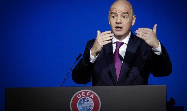 Super League Européenne : la réaction de la FIFA