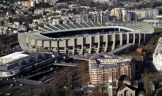 Le PSG et son Parc des Princes en tête en France