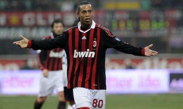 Le PSG serait en course dans le dossier Ronaldinho
