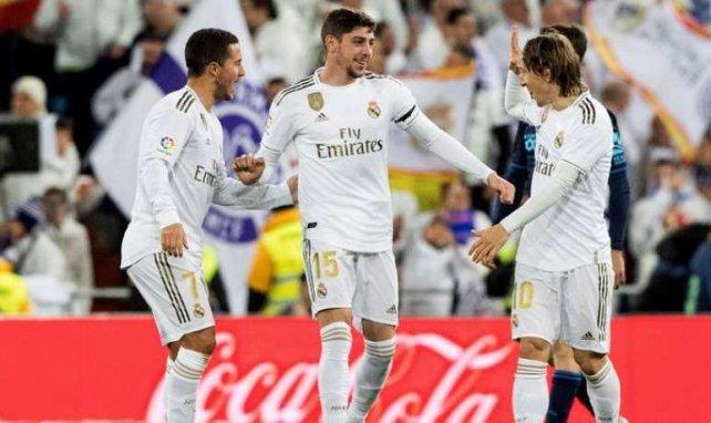 Le Real Madrid a bien préparé la réception du PSG en Ligue des champions en battant la Real Sociedad
