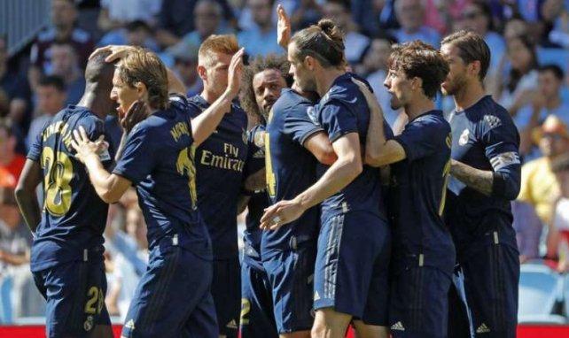 Le Real Madrid a idéalement lancé sa saison en l'emportant face au Celta Vigo