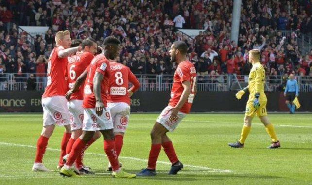 Le Stade Brestois jouera en Ligue 1 la saison prochaine