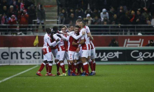 Le Stade de Reims triomphe à Montpellier