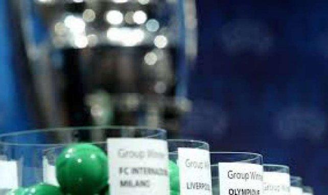Le tirage au sort des huitièmes de finale de la Ligue des Champions en direct