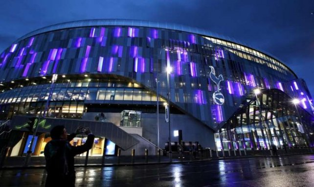 Le Tottenham Hotspur Stadium à Londres