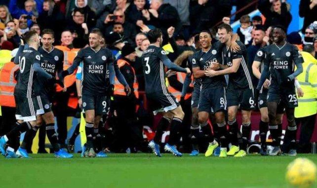 Leicester est en train de créer la sensation avec une deuxième place en Premier League