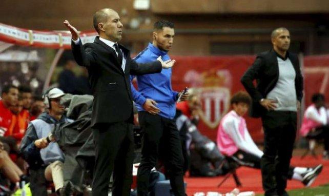 Leonardo Jardim désespère lors de la rencontre entre Monaco et le Stade Rennais