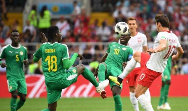 Les combats furent âpres entre Sénégalais et Polonais