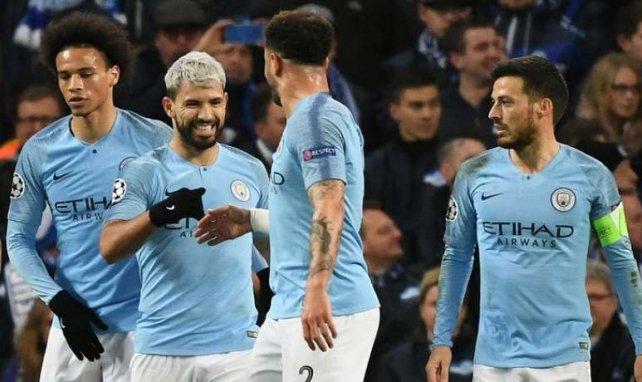 Les joueurs de Manchester City ont fait un véritable récital contre Schalke 04