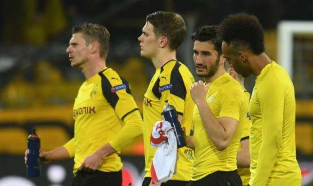 Les joueurs du Borussia ne voulaient pas jouer