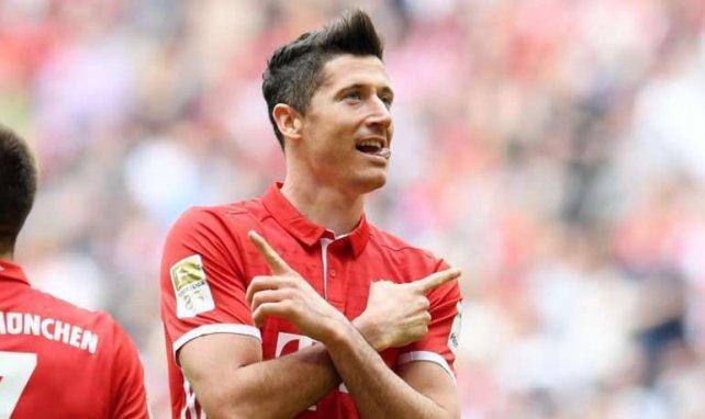 Lewandowski a réclamé une doublure au Bayern
