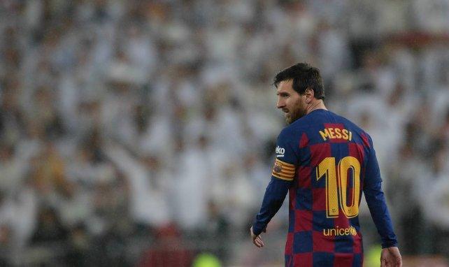 Lionel Messi a toujours porté les couleurs du Barça chez les professionnels