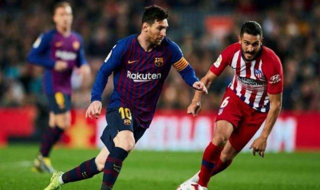 FC Barcelone Atl tico De Madrid Les Notes Du Match