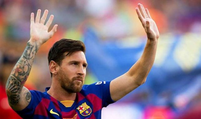 FC Barcelone : Lionel Messi s'exprime sur le scandale des réseaux sociaux