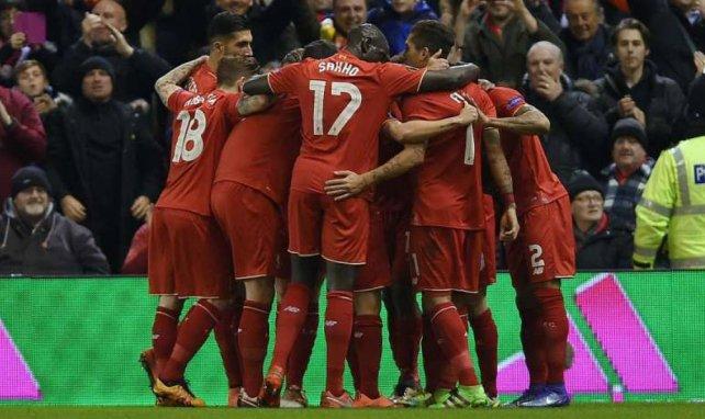 Liverpool a fait un sérieux pas vers la qualification
