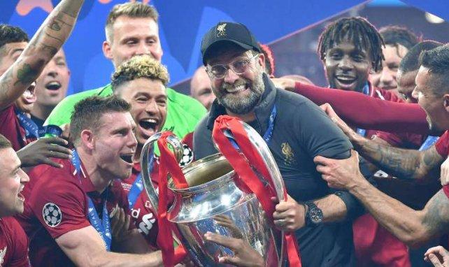 Liverpool frappe à la porte du Top 10 du Classement UEFA des clubs