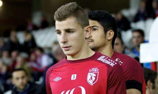 Lucas Digne signe au PSG