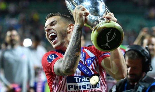 Lucas Hernandez s'est exprimé dans le communiqué du Bayern