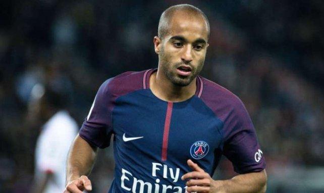 Lucas Moura sur le point de quitter Paris ?