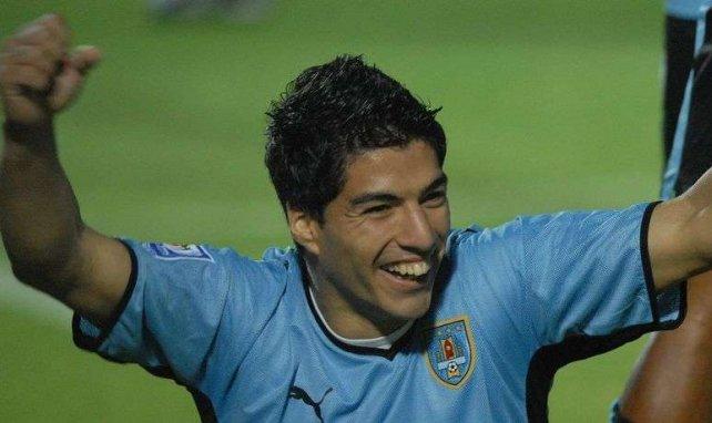 Luis Suarez toujours au top !