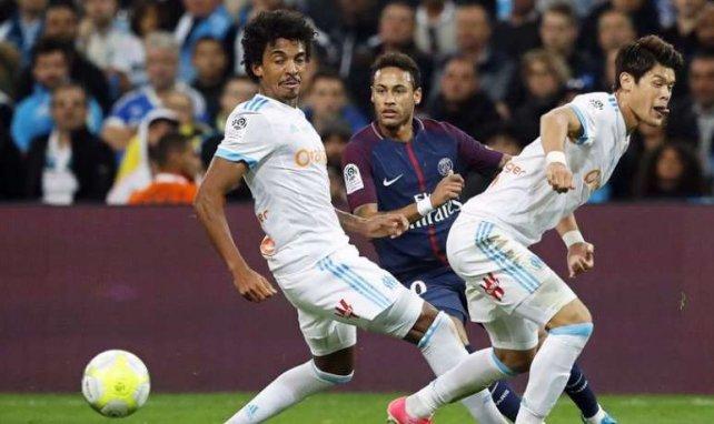 Luiz Gustavo a réalisé un match impeccable face au PSG