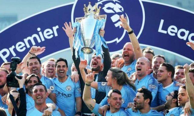 Manchester City pourrait bien perdre son sourire