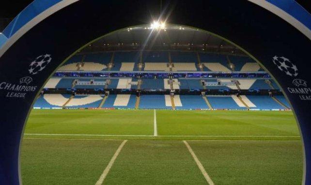 Manchester City privé de compétitions européennes pendant deux saisons