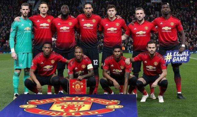 Manchester United disposent de nombreux joueurs qui arrivent en fin de contrat