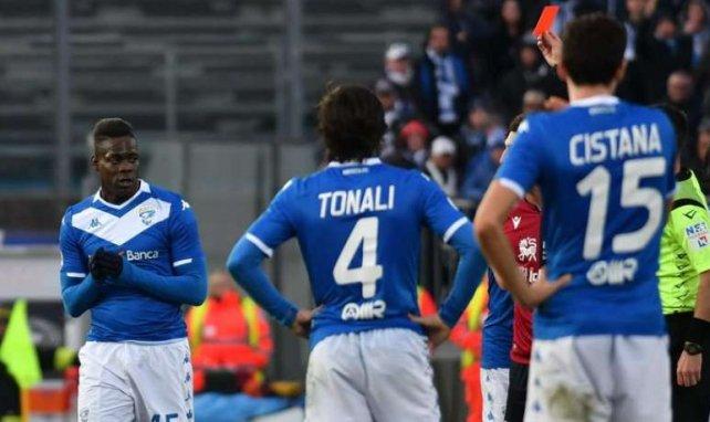 Le nouvel épisode de tension entre Mario Balotelli et le président de Brescia