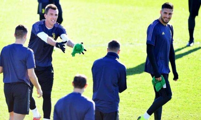 Mario Mandzukic et Emre Can ne disputeront pas la Ligue des Champions avec la Juventus !