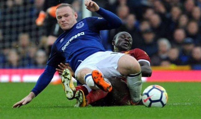 Match musclé entre Everton et Liverpool