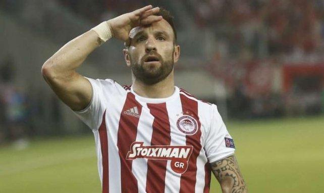 Mathieu Valbuena est en pleine forme avec l'Olympiakos