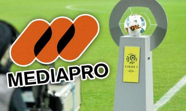 Mediapro a fait main basse sur les droits TV de la Ligue 1