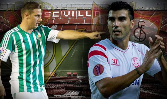 Même s'ils ne sont plus forcément titulaires, Joaquín et Reyes sont les joueurs emblématiques des deux équipes
