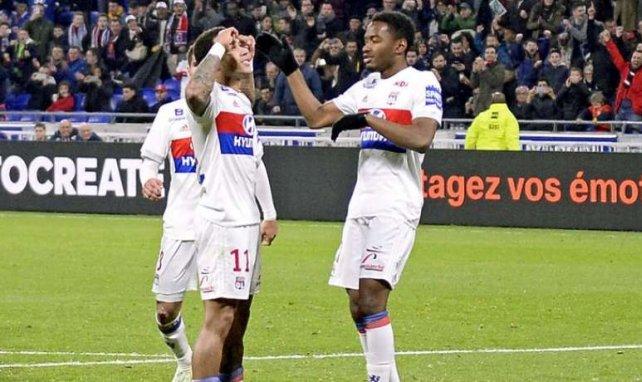 Memphis Depay a permis à l'OL de s'imposer face à Toulouse