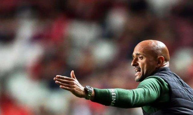 Miguel Cardoso est le nouvel entraîneur du FC Nantes