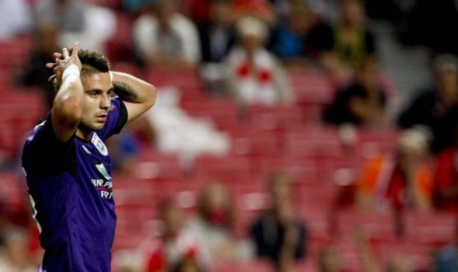 Mitrovic veut aller au Benfica