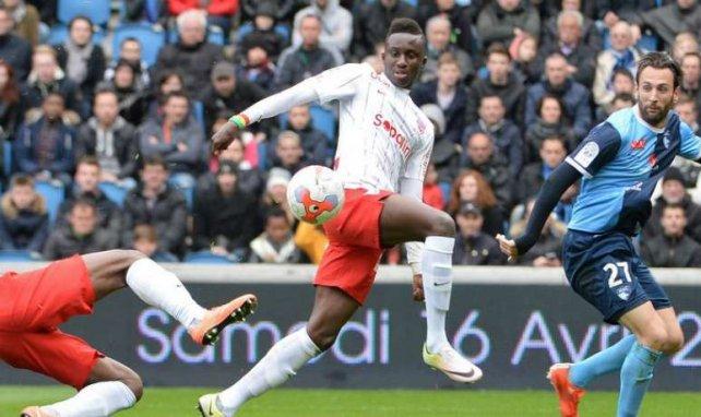 Modou Diagne plait en Ligue 1