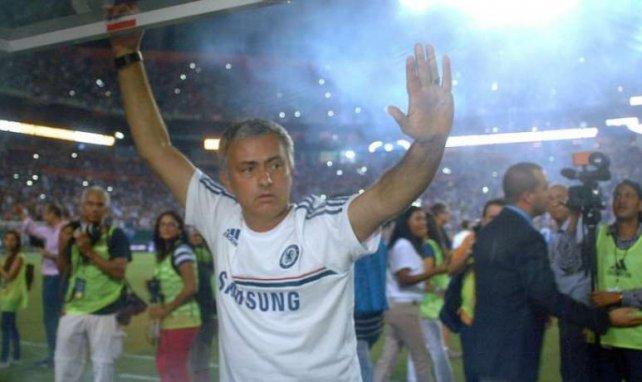 Mourinho dans la légende de Setubal