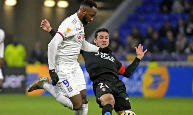 Moussa Dembélé et l'Olympique Lyonnais poursuivent leur route en Coupe de la Ligue BKT