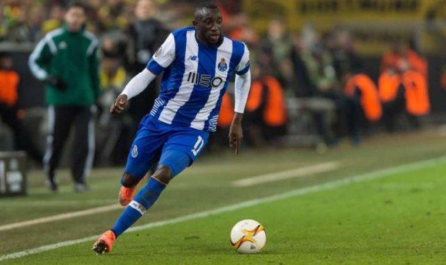 Moussa Marega, ici buteur avec le FC Porto, a la cote en Premier League